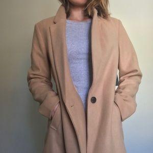 Old Navy nude chic lightweight coat